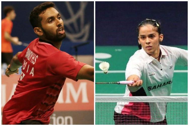 HS Prannoy Saina Nehwal reign supreme at National badminton championships