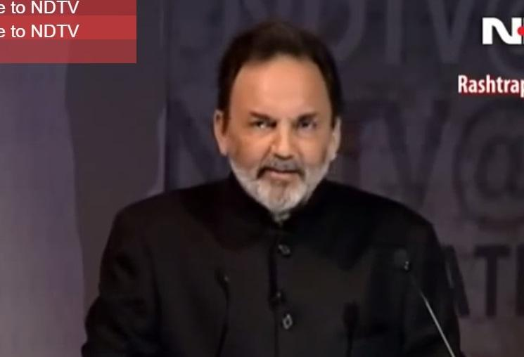 Witch-hunt says NDTV after CBI raids Prannoy Roy alleges attempt to undermine democracy