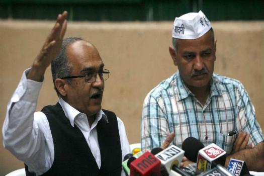Kanhaiya Kumar falsely implicated says SC lawyer Prashant Bhushan