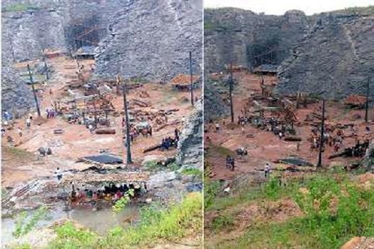 Leaked Crucial Baahubali 2 pre-climax scene photos from Rayalseema