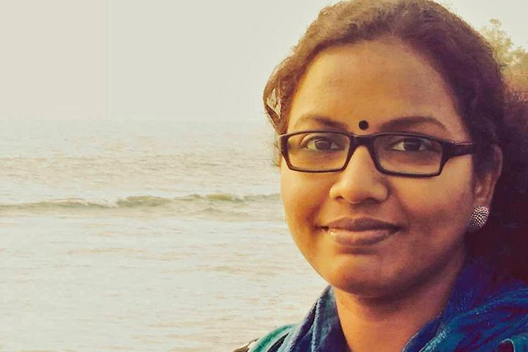 A Kerala PhD scholar thanking her poor father for educating her is moving the internet to tears