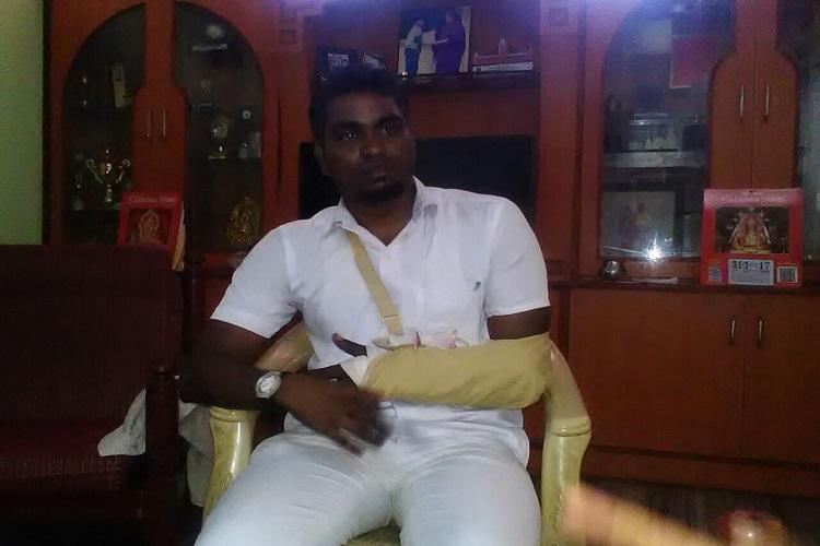 Chennai swimmer and others suffer for being bystanders in jallikattu mob get arrested