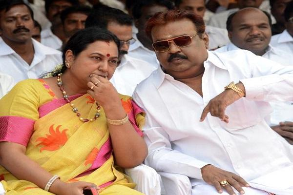 Another DMDK leader joins DMK says trend will continue