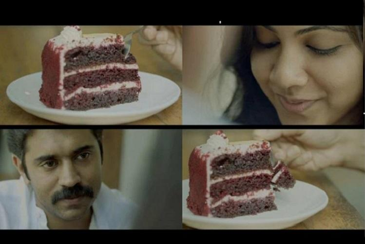 Nivin Paulys surprise for Valentines Day