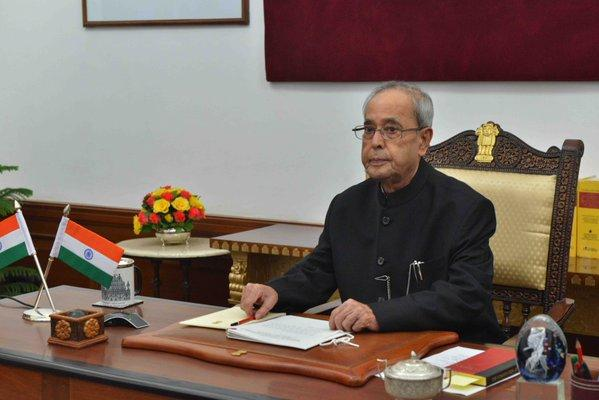 Freedom to doubt disagree dispute intellectually must be protected President Mukherjee