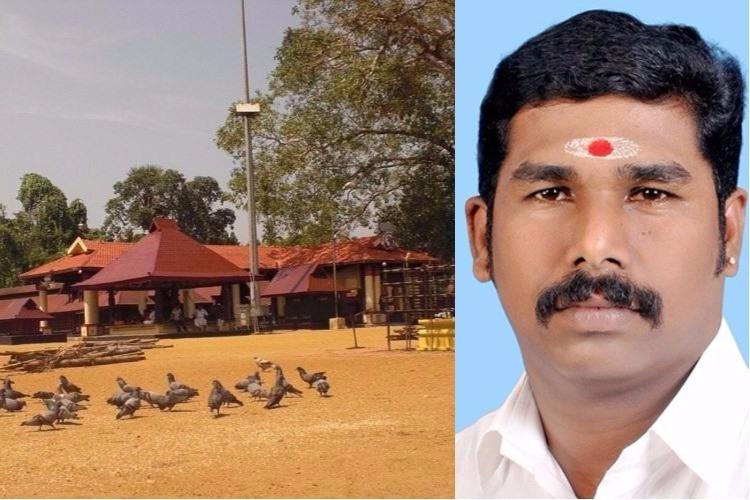 Ezhava priest wins caste battle in Kerala Reappointed to temple after his job was stalled