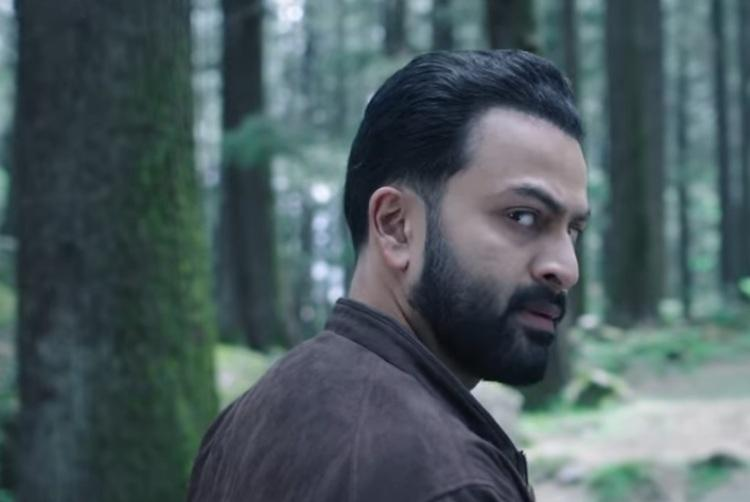 Trailer of Prithvirajs 9 gets whopping seven million views in just 24 hours