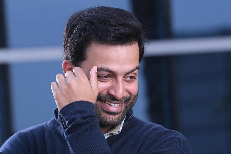 Prithviraj to produce Driving License