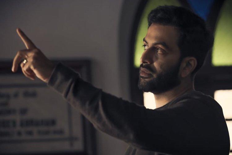 Lucifer is not Rajesh Pillais project clarifies director Prithviraj