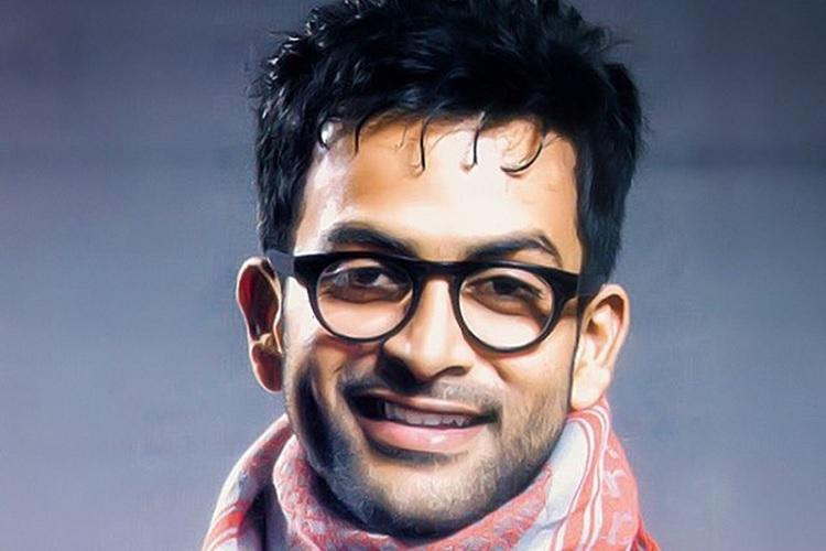 Prithviraj not interested in competition