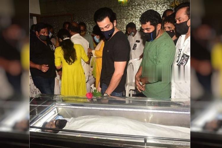 Ayyappanum Koshiyum director Sachy cremated with state honours on Friday
