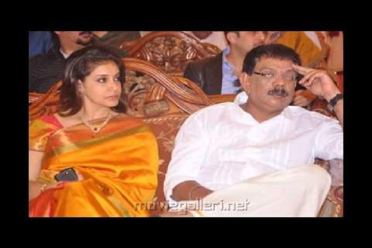 Film director Priyadarshan and wife part ways after settlement