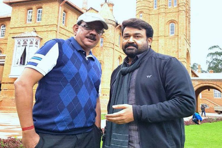 Mohanlals role in Priyadarshans upcoming film revealed