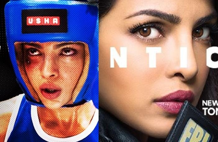 Priyanka Chopra in Quantico The incomplete debate of Mary Kom movie