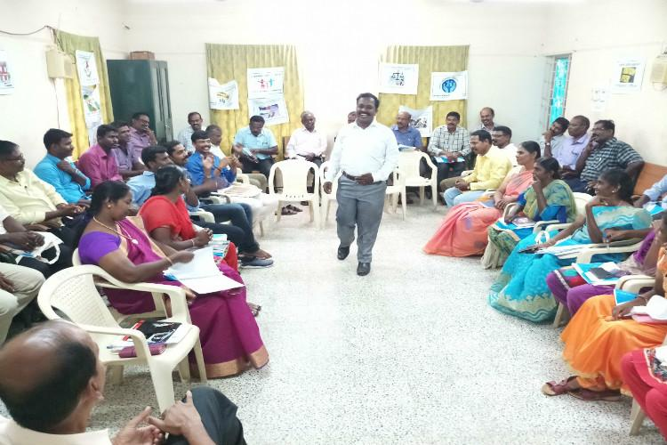Creating a child friendly police force one district at a time in Tamil Nadu