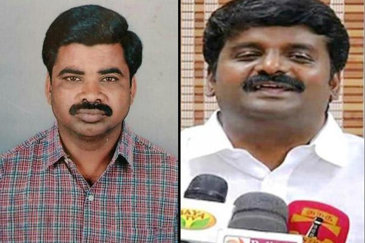 Another Sadiq Batcha Month after I-T raids TN Health Minister Vijayabaskars aide found dead