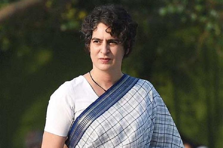 Exclusive Katiyars views on women are so limited that he makes me laugh says Priyanka Gandhi