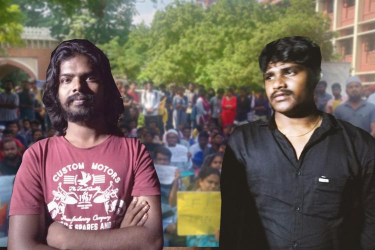 Police dragged us by our hair and collar Detained Madras Uni student to TNM