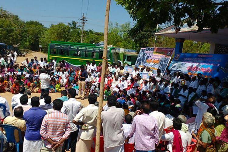 Tamil Nadu is angry about hydrocarbon project so ONGC simply wants to skip public hearings