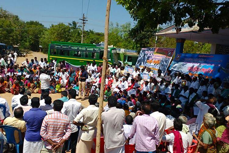 No permission given for Neduvasal hydrocarbon project assures TN CM Edappadi Palaniswami