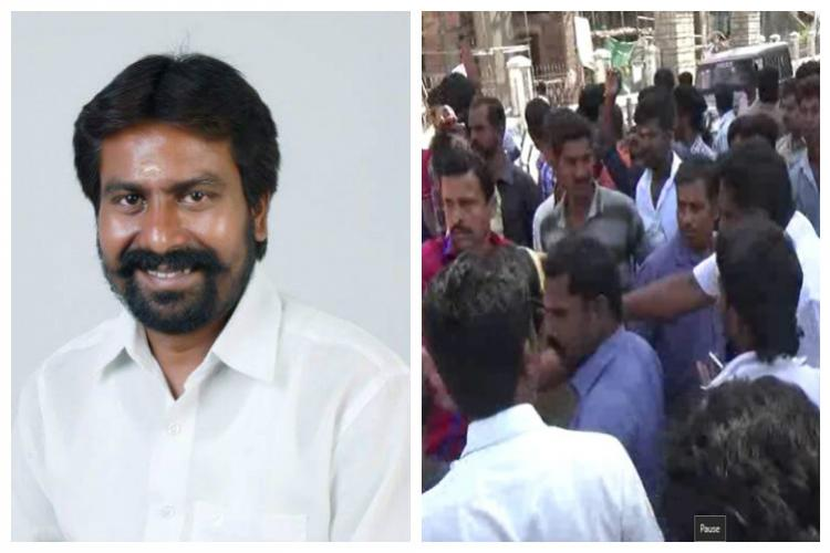 Hindu Munnani member murder Protests in Coimbatore schools shut