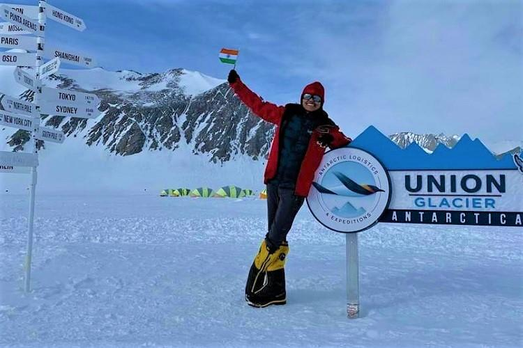 Telanganas Poorna becomes first tribal in world to scale 6 mountain peaks in 6 continents
