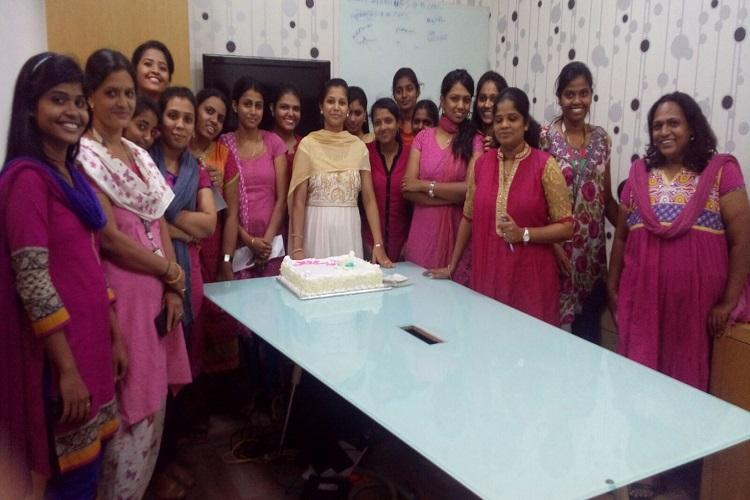 This Womens Day these two TV newsrooms in Chennai were run entirely by women