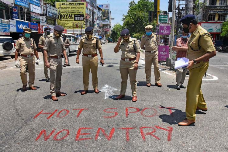 Kerala eased sunday lockdown