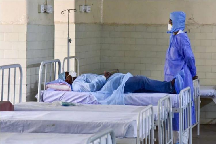 PTI hospital bed photo