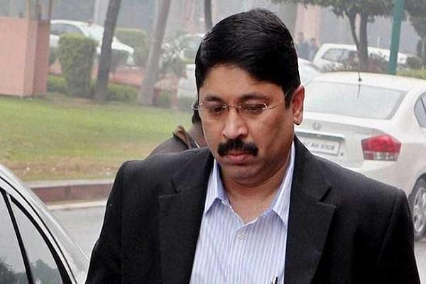 Dayanidhi Kalanidhi Maran summoned as accused in Aircel-Maxis case