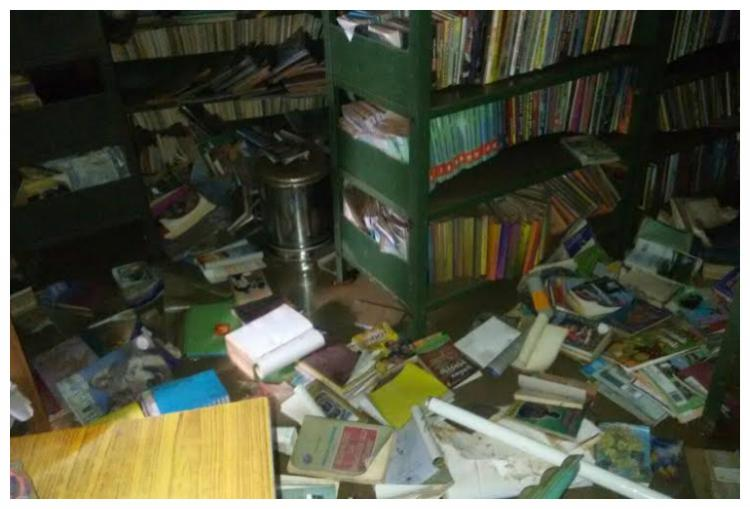 Precious public libraries have been ravaged by TN floods