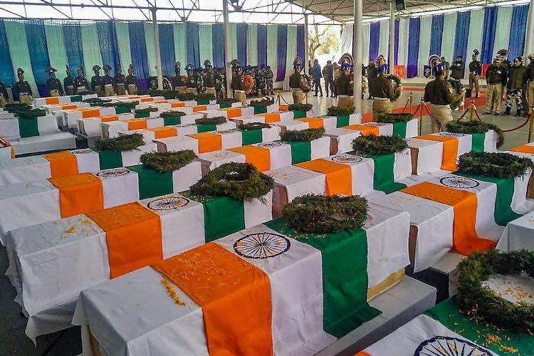 Army officer among four soldiers killed in Pulwama gunfight