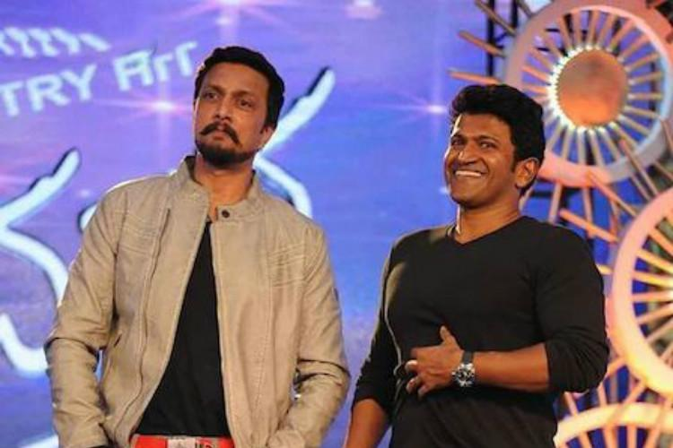 Colors ropes in Puneeth Rajkumar and Sudeep for two shows