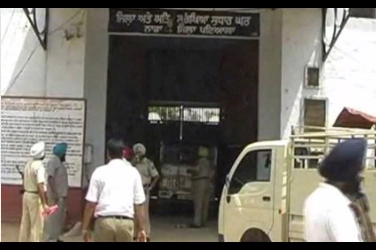 Men disguised in police uniforms break top terrorists gangsters out of Punjab jail