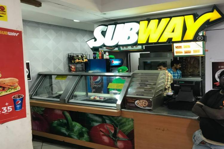 Subway outlet in Hyderabad shut after customer finds live cockroaches in beverage