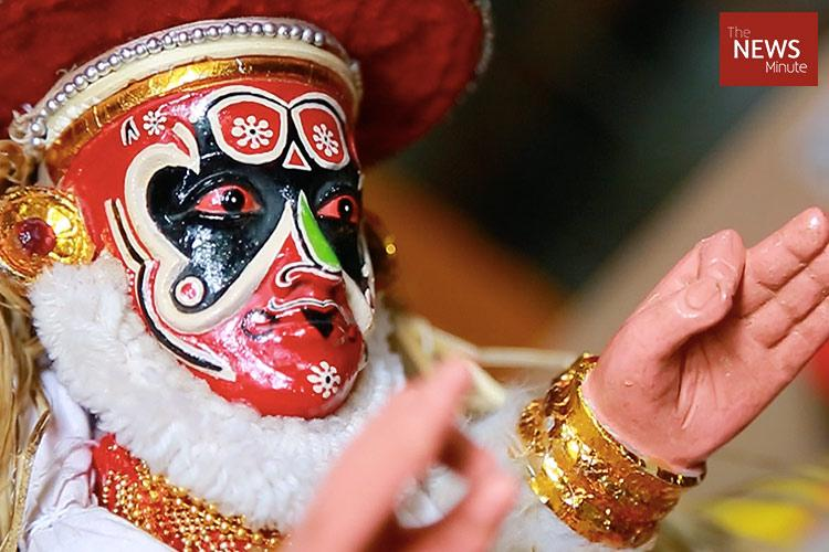 The art that Nila inspires How shadow and Kathakali puppetry thrive on the banks of the river