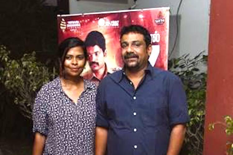 No Pushkar-Gayatri have not signed any film with Ajith yet