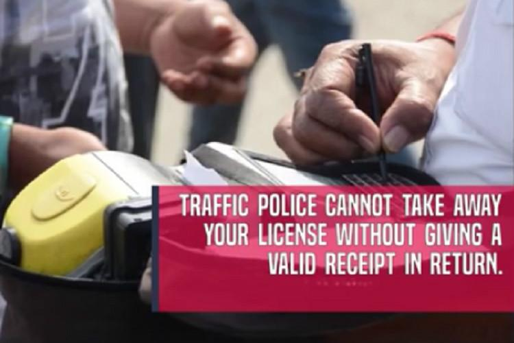 Video 7 things you must know when dealing with traffic cops