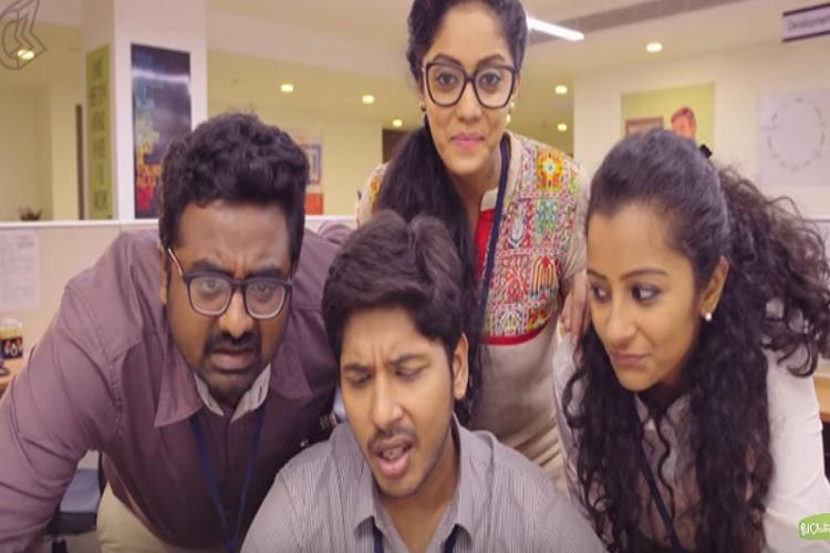 Ctrl Alt Delete Is the young Tamil audience finally getting a serial for its taste