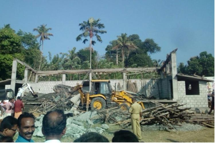 3 years after Puttingal temple fire in Kerala chargesheet approved by Collector