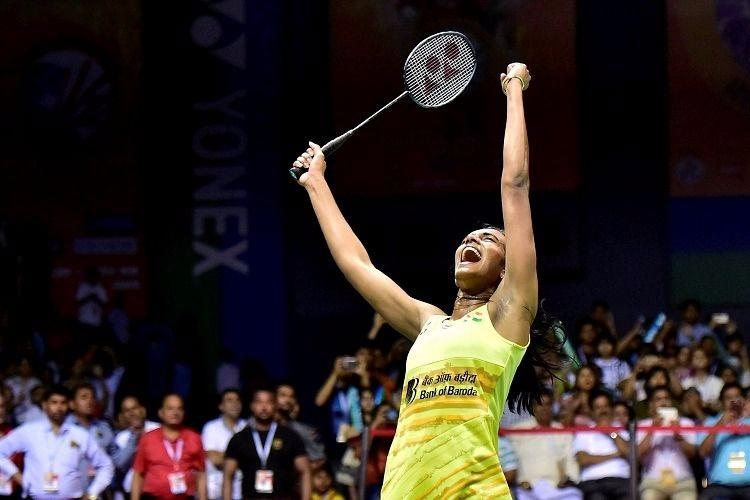 A victory like none other Wishes pour in for PV Sindhu on her fantastic Korea Open win