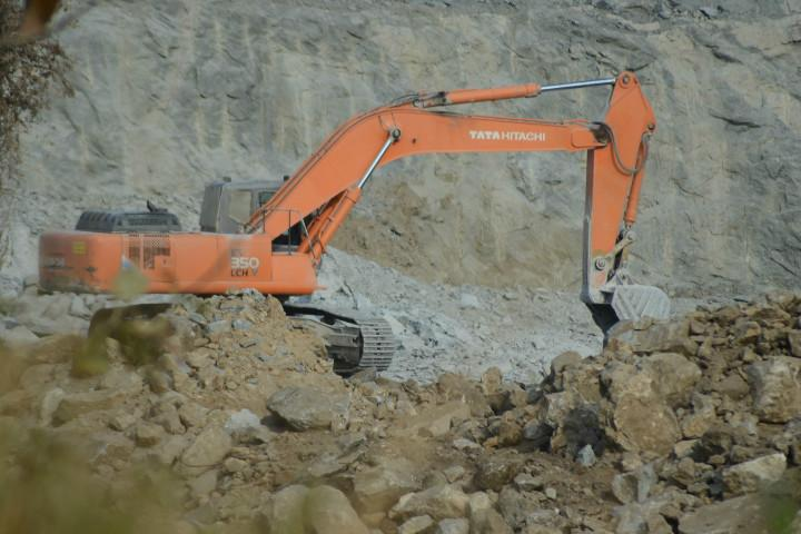 A quarrying mafias writ runs in this corner of Gods Own Country