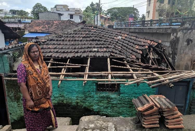 As people get back to damaged houses authorities in Palakkad scurry to build new ones
