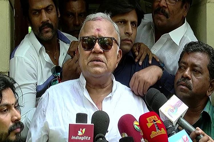 We are ready to face the complaint legally says former SIIFA gen secy Radha Ravi