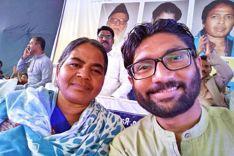Contest 2019 elections teach Smriti Irani a lesson Jignesh Mevani to Radhika Vemula