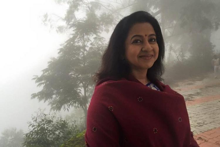 The Accidental Actress Inside the life of TV queen Radikaa Sarathkumar