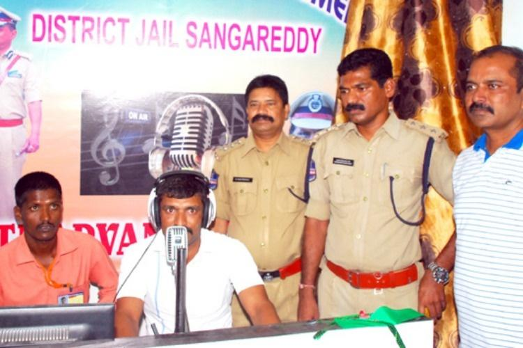 Prisoners turn RJs Telangana jail launches FM radio for inmates