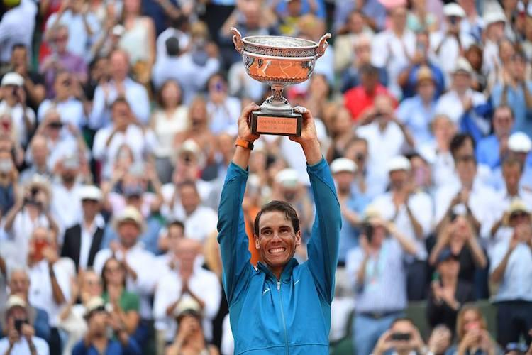 Nadal wallops Austrian challenger Thiem to clinch record 11th French Open title