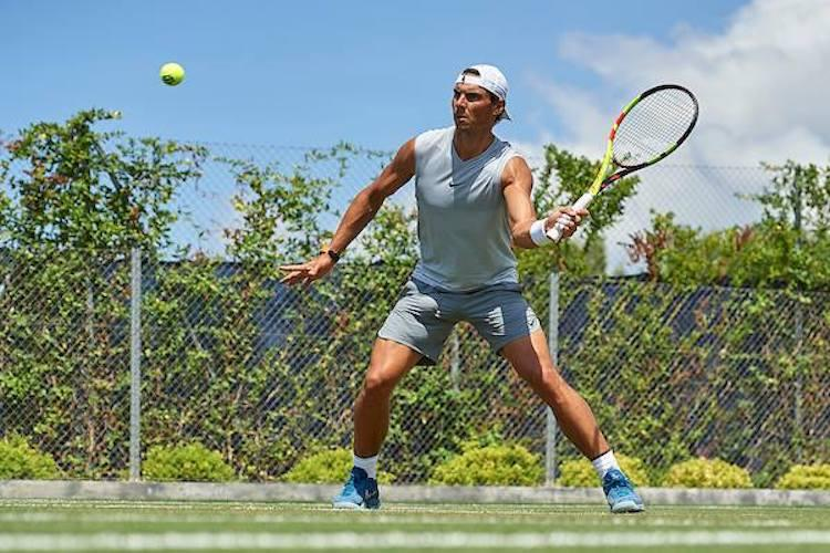 I played very well on clay that always helps Nadal confident ahead of Wimbledon