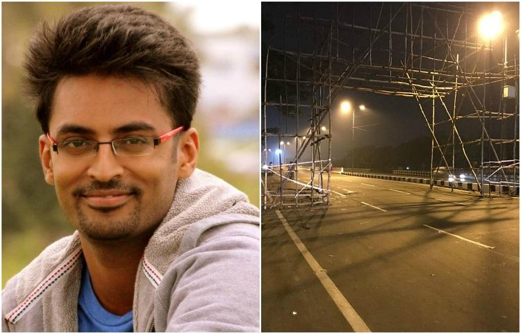 Coimbatore activists warned this illegal arch was dangerous now a young man is dead
